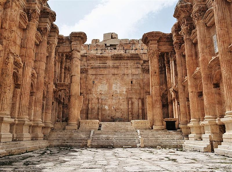 Inside temple of Bacchus. raelmah ... (Temple of Bacchus)