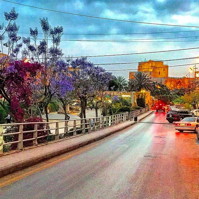 beautiful byblos road castle like4follow like4like like ...