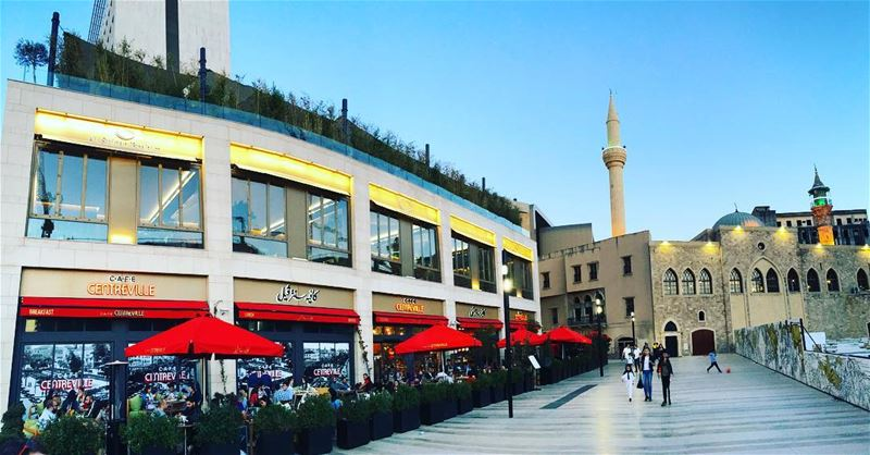 An afternoon coffee in Centreville. lebanon  beirut  livelovebeirut ... (Beirut Souks)