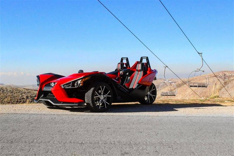 No more Ski slopes?Well it's that time of the year to get your Slingshot...
