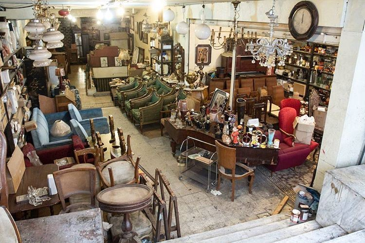 Looking for a Vintage piece for your home? One of Beirut's many antique... (Downtown Beirut)