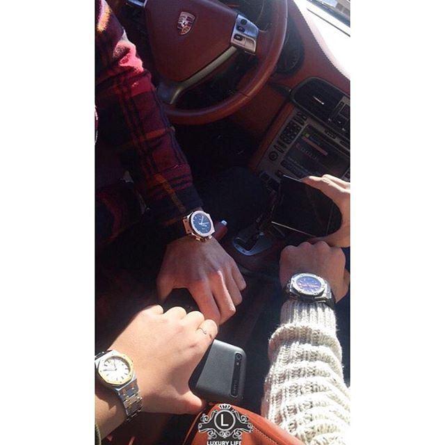 SQUAD GOALS 😍⌚️ @cybelleabouchaaya Lebanese Lebanon LuxuryLife Luxury...
