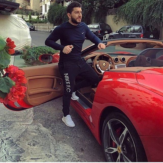 This RED ONE 🏎 😍 @aly_abdallah 🇱🇧🇱🇧 Lebanese Lebanon Luxury...