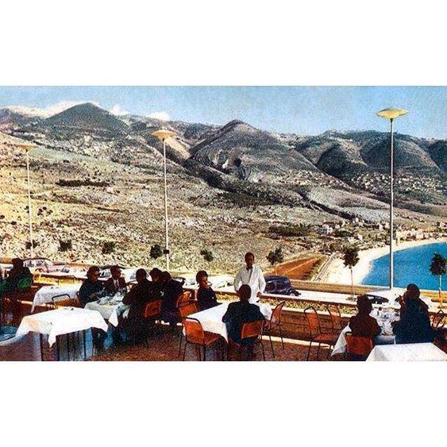 Casino Du Liban 1966 .