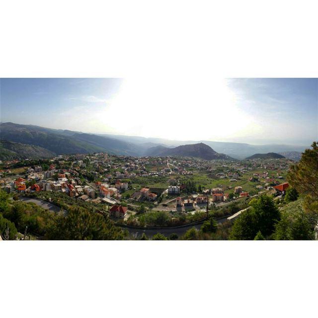 ehden liveloveehden RoyALKhouryPhotography mountain view top ... (Saydet El Hosn - Ehden)