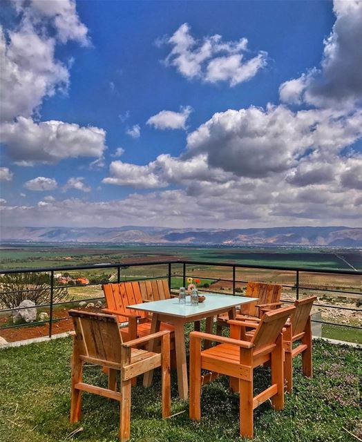 Need a place to chill? ♥️ ... (`Ammiq, Béqaa, Lebanon)