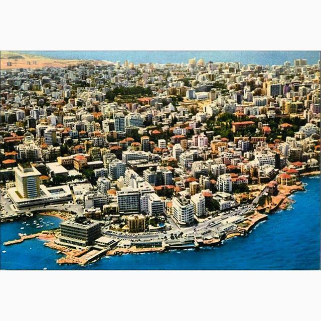 This is Beirut in 1961 .