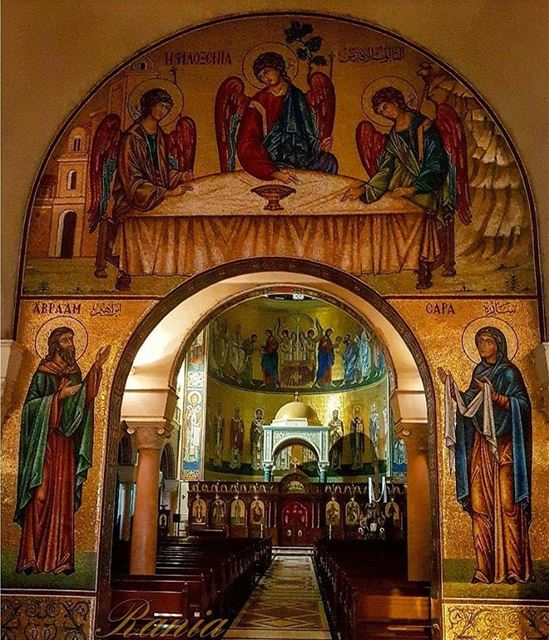 wonderfulchurch holyland amazingart ... (Cathedral Saint Paul)