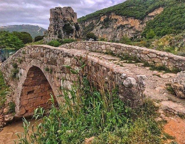Amazing view from chekkaPhoto by @sara_eldana Share the beauty of ... (Shikka, Liban-Nord, Lebanon)