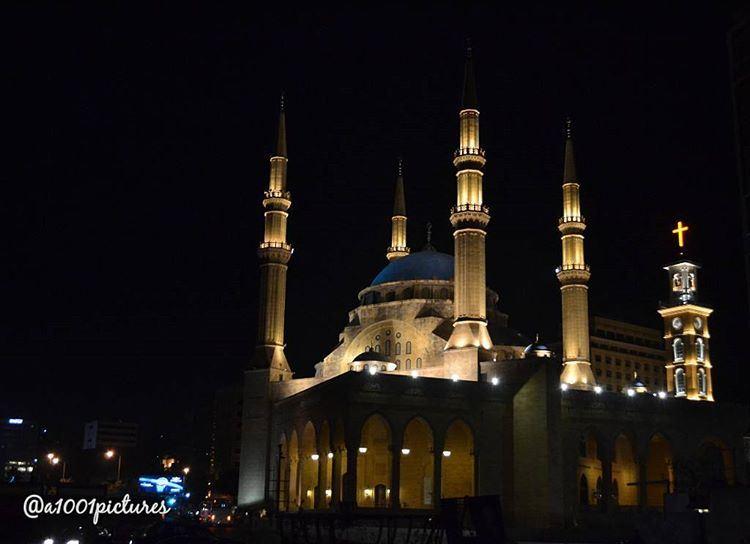 Mohamed Al-Amin Mosque, downtown Beirut, Lebanon.... photos ...