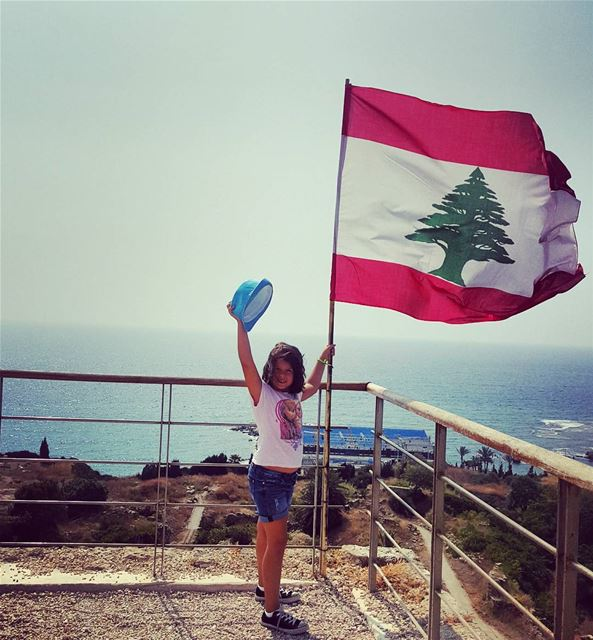 TB🔙, A canadian🇨🇦 girl who's proud of her lebanese🇱🇧 heritage...My... (Byblos Castle)