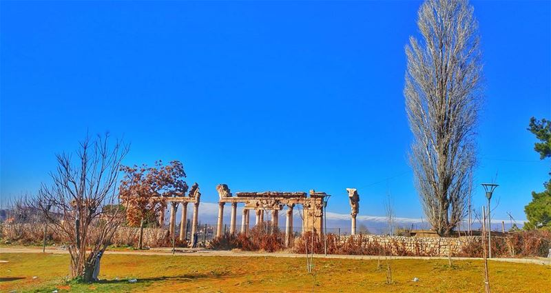 From Baalbek with love ❤....... livelovebaalbeck livelovelebanon ... (Baalbek, Lebanon)
