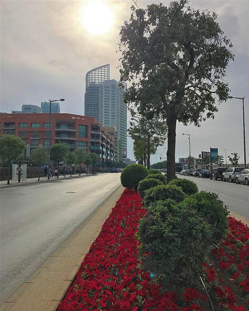 Good morning Beirut! 🌄• lebanonhouses livelovelebanon livelovebeirut ... (Beirut, Lebanon)
