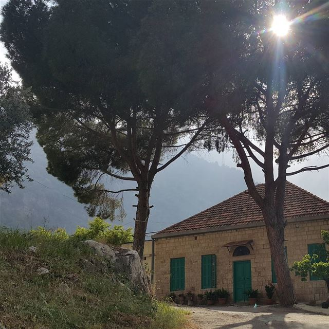 """ THE HOUSE"" traditional lebanon lebanese house oldtraditionalhouse ..."