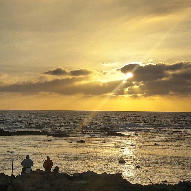 🌅 غروب طرابلس لبنان Romantic Love Tripoli TripoliLB Beautiful ... (Al Mina', Liban-Nord, Lebanon)