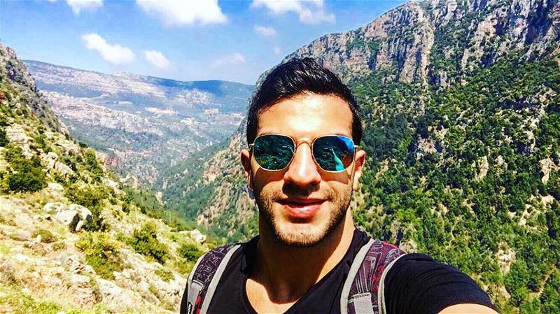 🇱🇧🌲🇱🇧🌲🇱🇧🌲🇱🇧🌲 Hiking nature naturephotography naturelovers... (Wadi qannoubine)