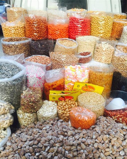 nuts🌰 beirut lebanon foodphotography zomatolb nuts foodstagram... (Gemmayze)