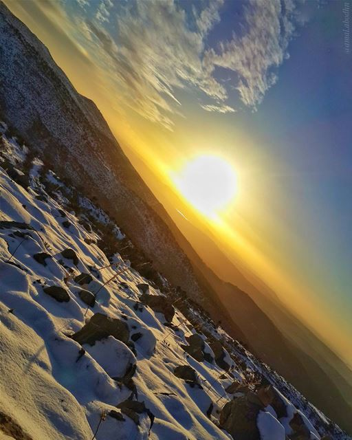 افعل الشيئ بشغف،،، او لا تفعله على الاطلاق 👌📷 snow nature_perfection ...