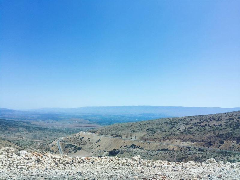 Beqaa 🏞 mytinyatlas igerslebanon vsco vscocam instalebanon... (Beqaa Governorate)