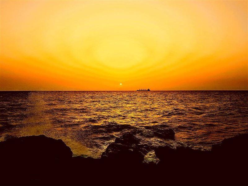 sunsets sunset sunsetlover super_lebanon insta_lebanon ptk_lebanon ...