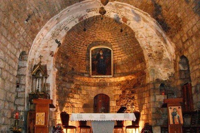 Have a blessed Sunday 🙏 lebanon northlebanon marantonioskozhaya ... (Mar Antonios-Kozhaya)