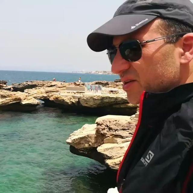 Hand in hand with Minister @GebranBassil in bringing back cleaner seas and... (Kfarabida Batroun)