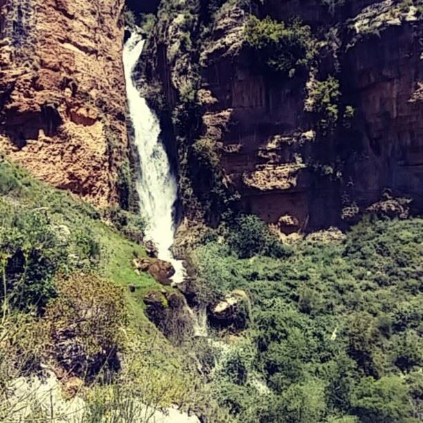 Name the Valley. lebanesemountains waterfallfordays lebanonspotlights ...
