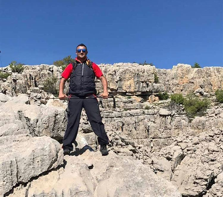 Born to live in the mountains 💪 mountains lebanon hiking climbing ...