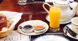 chezpaul breakfast morning mondaymorning beirut foodie lebanoneats... (Paul)