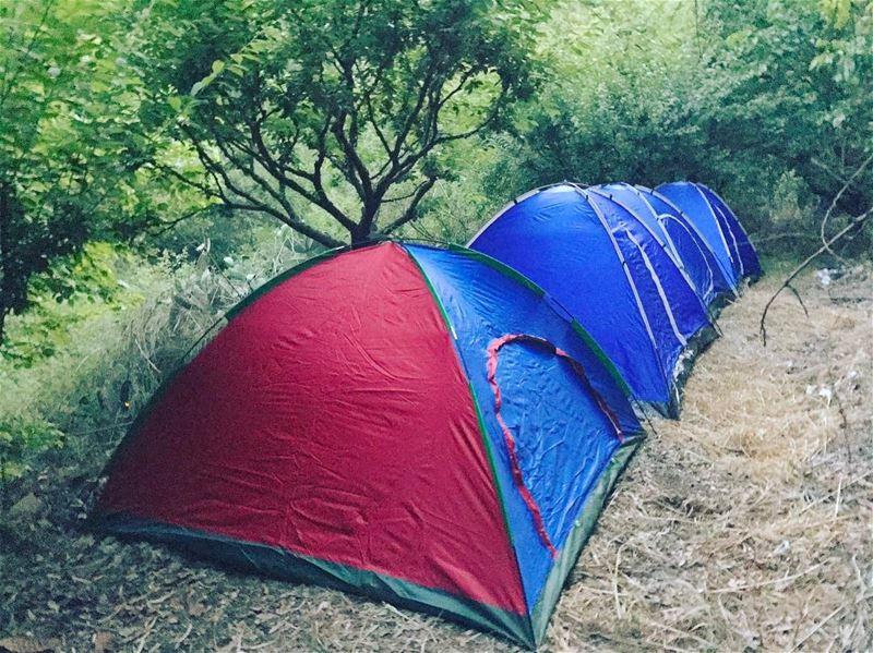 camping sirjbal campinglebanon livelovechouf liveloveairjbal ... (Sirjbal, Mont-Liban, Lebanon)