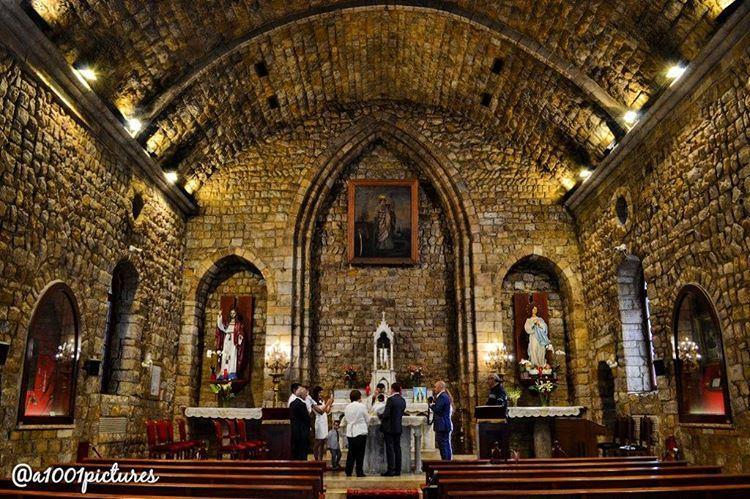 Saint Elie church, built in 1895. Antelias, Lebanon.... photography ... (Mar Elias Antelias)