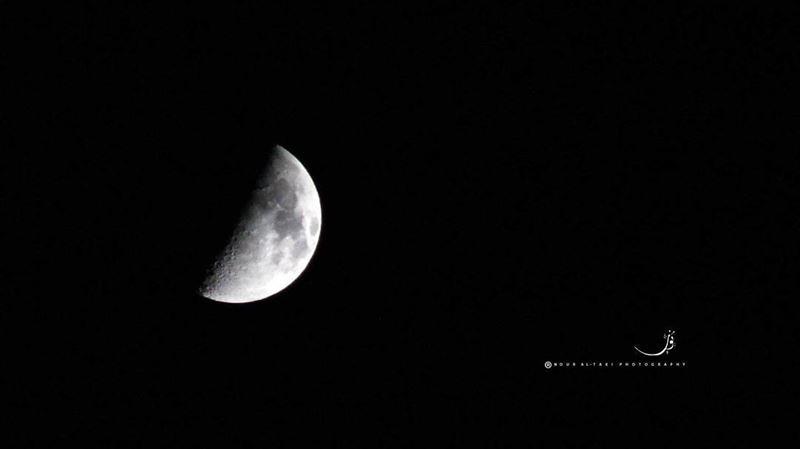 NourAltakiPhotography naturelover moon halfmoon tb ...