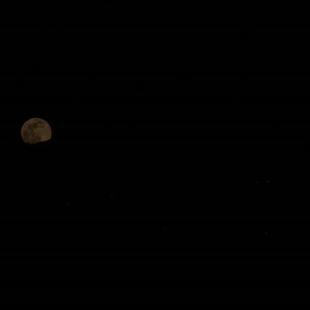 moonrise moonrises moon moonlovers moonlight charmingmoon ... (Hasbaya)