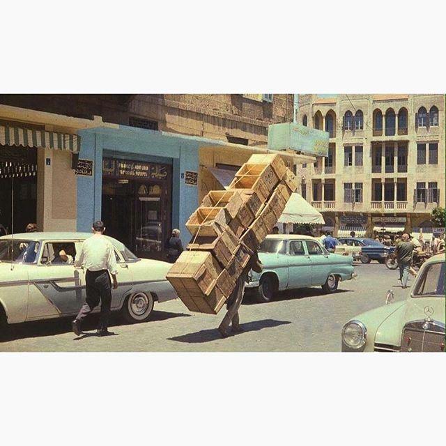 صباح الخير من بيروت عام ١٩٦٧ ،