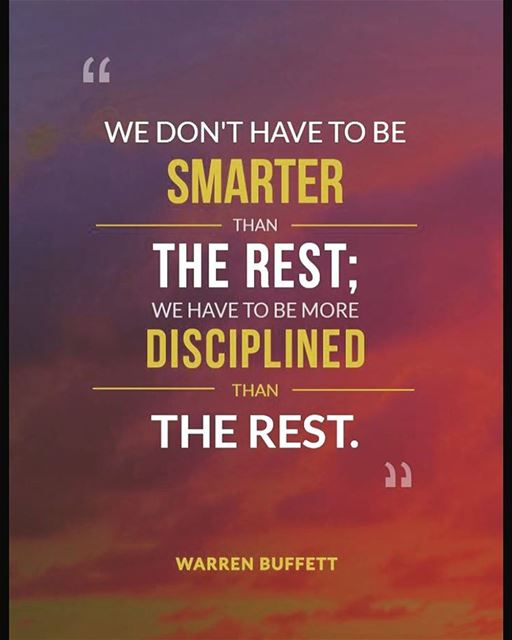selfdiscipline selfcontrol successfulthinking warrenbuffet lebanon ...