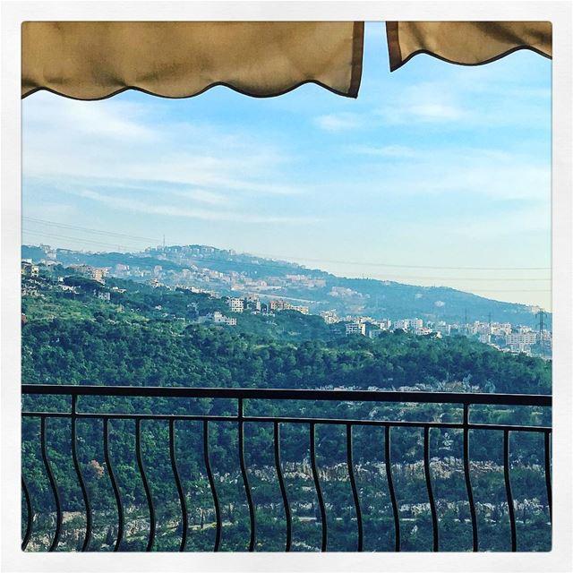 Hayda view... lebanon ... (Rabwe - Cornet Chehwan)