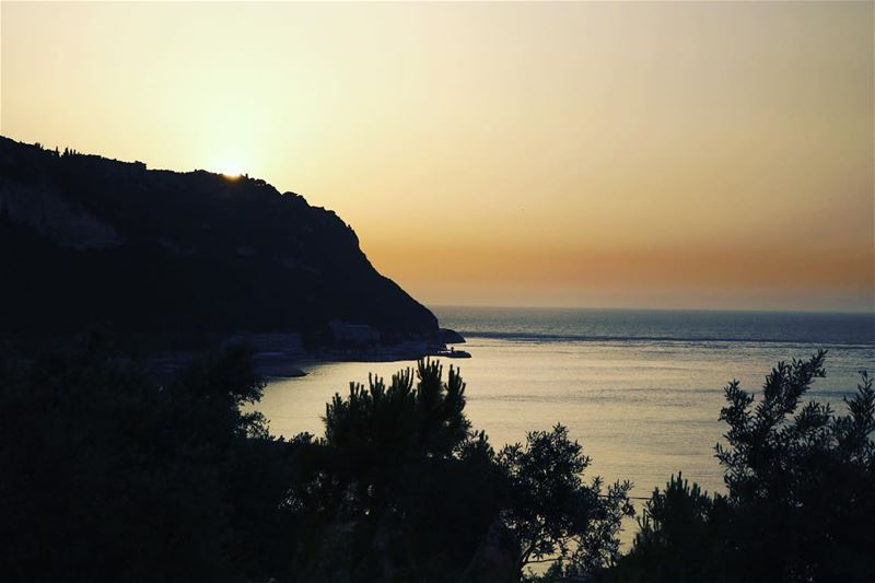 super_lebanon sunset sunrise sun livelovelebanon lebanese teamcanon... (Chekka)