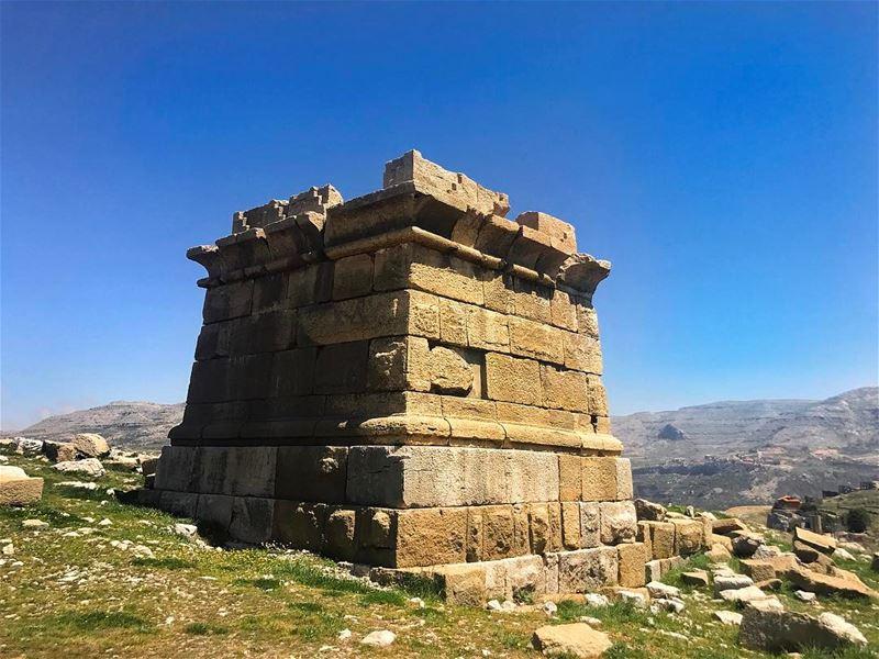 Ruins🗿 (Faqra Ruins)