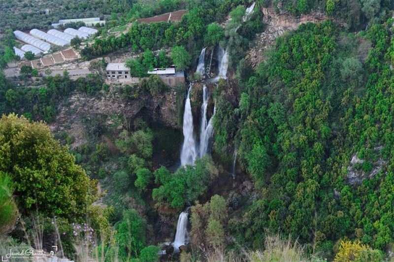 @livelovekfarhelda waterfalls _____ ...... beautifullebanon ...