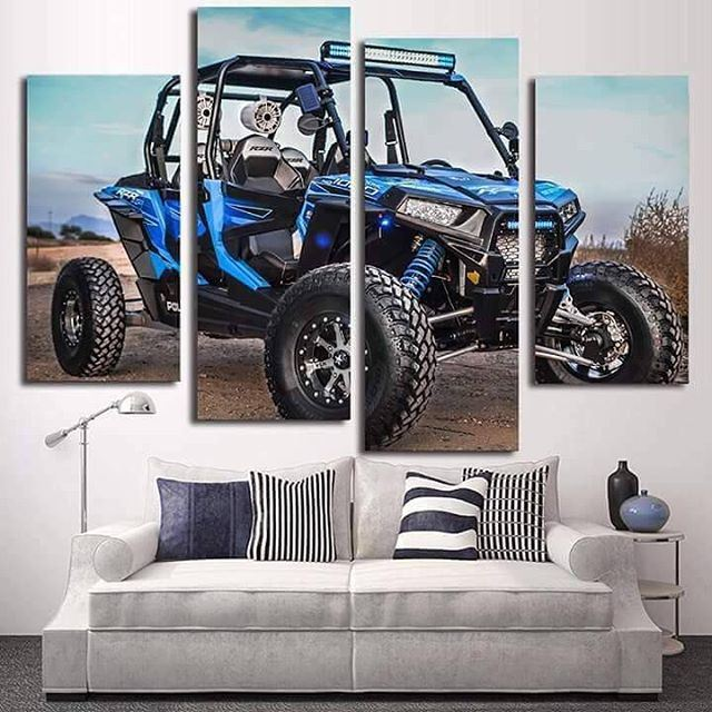 A nice idea for the living room 🙌🏻 polarislebanon rzr atv adventure ...