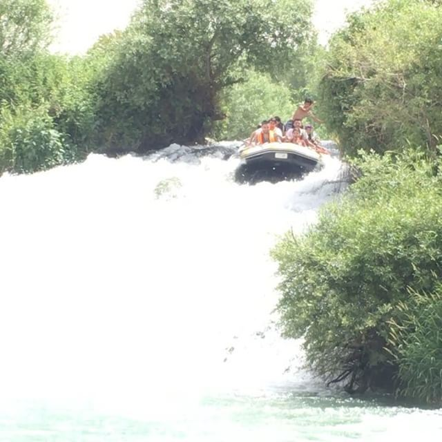 Enjoy your summer with us at Al Assi- river . 25% discount on rafting... (Hermel)