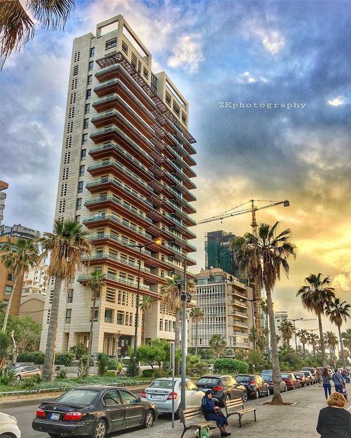 Manara- Beirut • insta_lebanon ig_lebanon lebanon_pictures ... (Ain El Mreisse, Beyrouth, Lebanon)