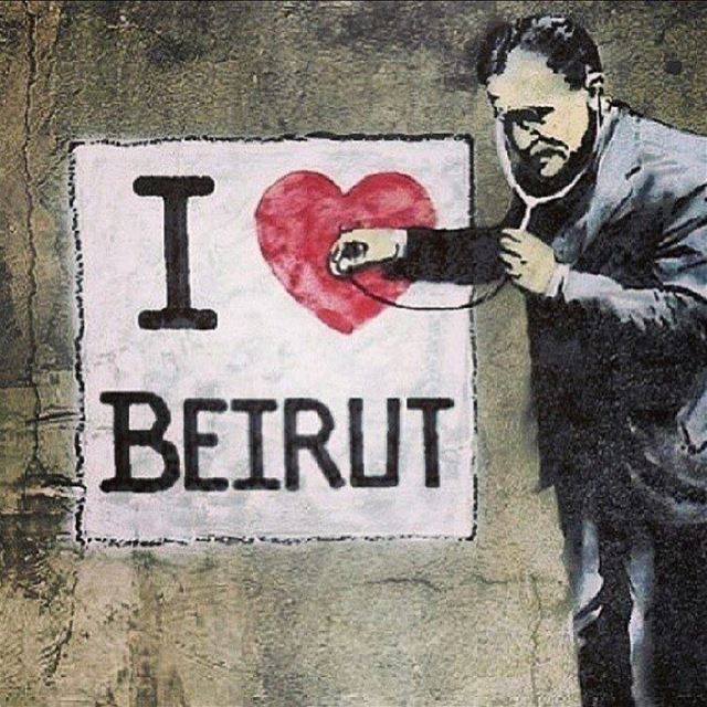 I ❤️ BEIRUT livelovelebanon .... livelovebeirut wonderful explore ...
