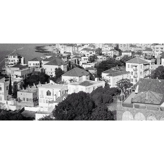 بيروت عين المريسة عام ١٩١٢ ،