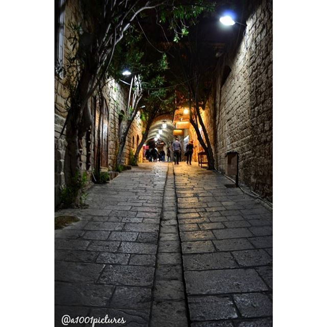 On my way back!... photos  photography  lebanon  beirut  night  dark ... (Byblos, Lebanon)