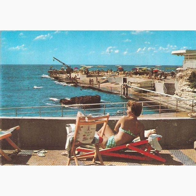 بيروت لونغ بيتش عام ١٩٦٨ ،