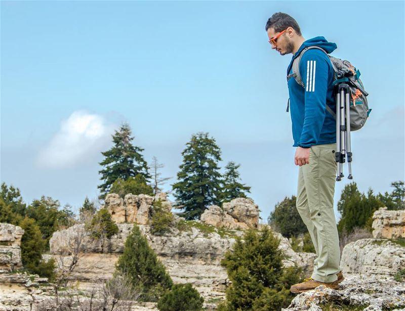 hike while you can 🌲🌳.....📷@ghassanbhaniny hike hiking trip... (El Qamouaâ)