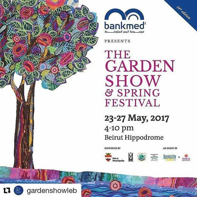 Join us at The Garden Show & Spring Festival to taste Lebanese...