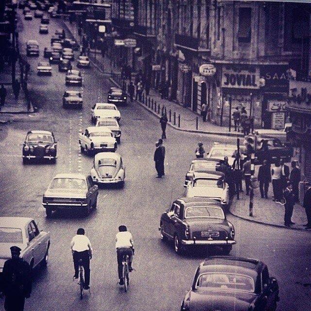 بيروت شارع ويغان عام ١٩٧١ ،