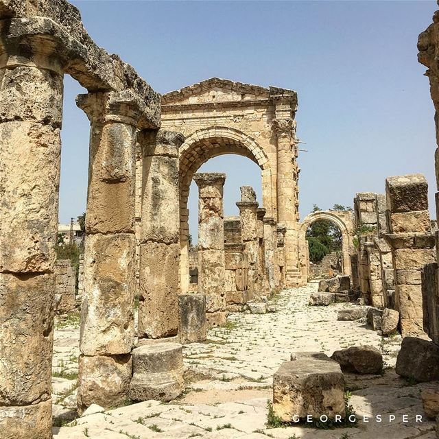 Roman Ruins of Tyre, Lebanon 🇱🇧..... proudlylebanese ... (Tyre, Lebanon)